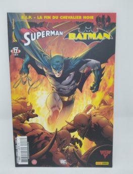 DC Comics Superman Batman - R.I.P. la fin du chevalier noir