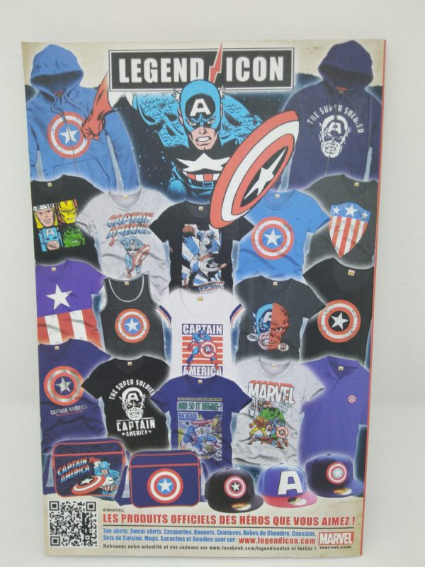 Comics Marvel - Infinity - Uncanny Avengers N°3 - Ravissement