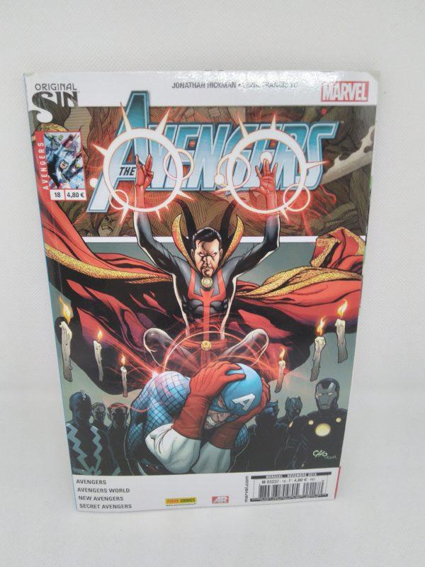 Comics Marvel - The Avengers N°18