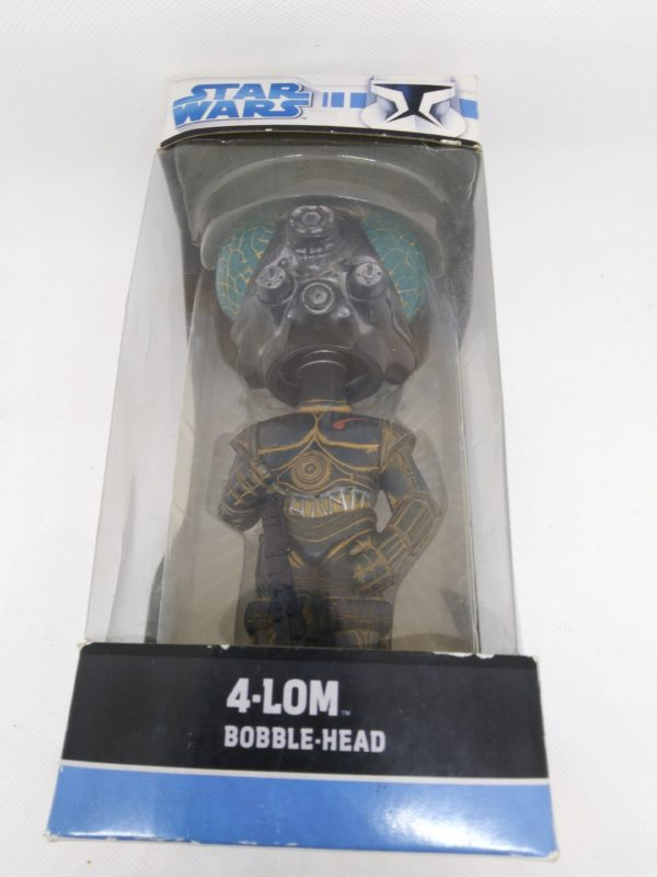 Funko - Figurine - Star Wars - Bobble Head Lom