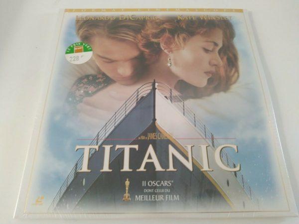 Titanic neuf