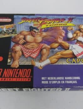 Street Fighter 2 Turbo - Super Nintendo