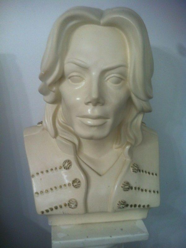 Statuette Mickael Jackson