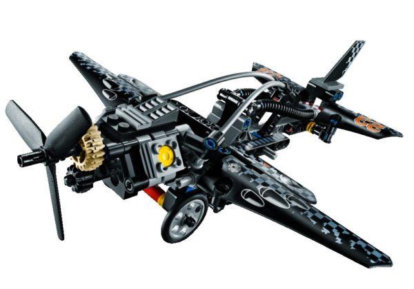 LEGO - 42002 - Aéroglisseur
