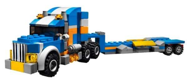 LEGO - 5765 - Transport d'hélicoptère - 3 en 1