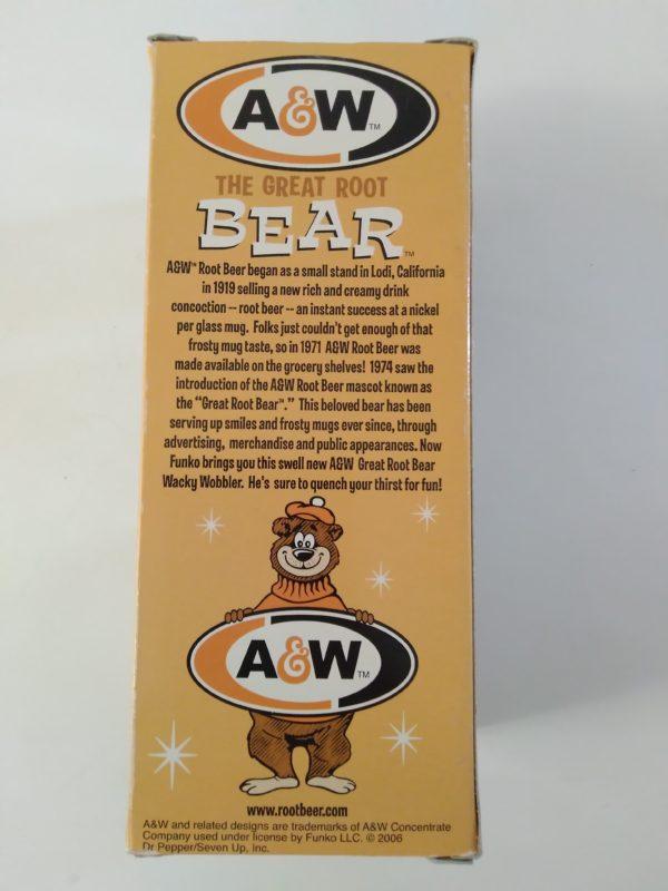 Figurine The Great Root Bear - Wacky Wobbler - Funko