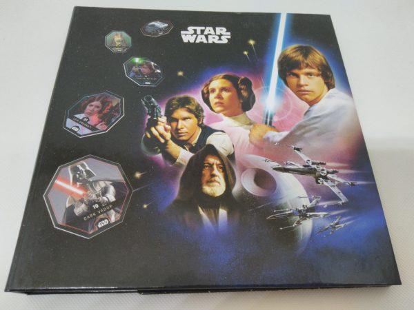 Collection jeton Star Wars - le réveil de la force