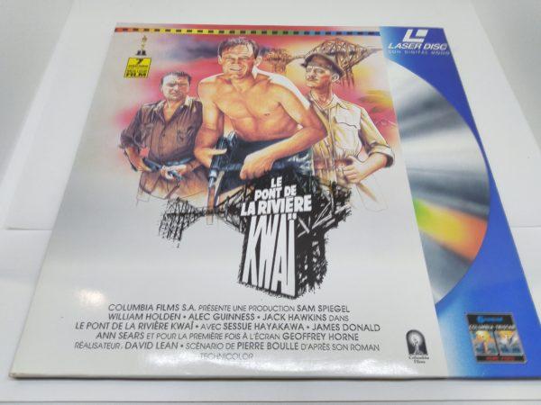Laserdisc - Le Pont de la rivière Kwaï