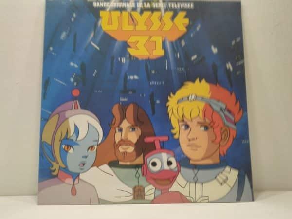 Disque Vinyle - 33 tours - Ulisse 31