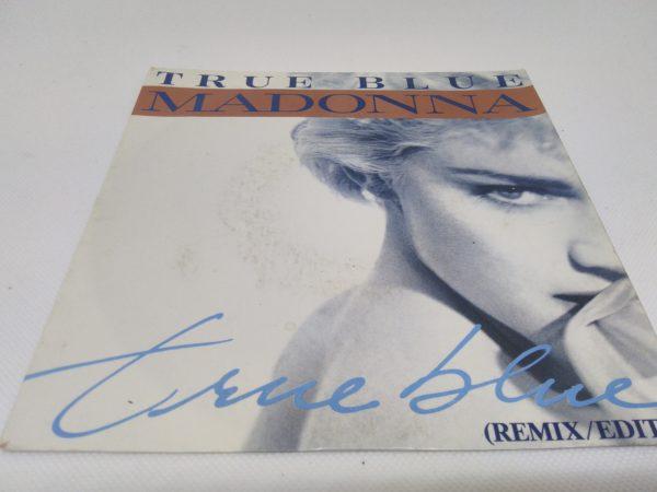Disque Vinyle - 45 tours - Madonna - True Blue