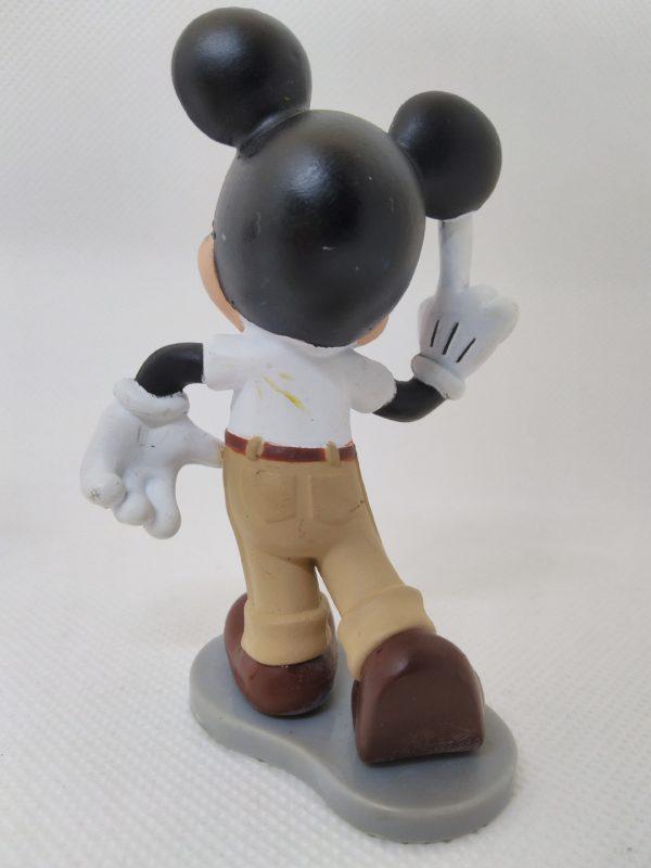 2 Figurines vintage - Mickey et Minnie - Disney