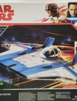 Resistance A-Wing Fighter - Pilot Tallie - Disney - Hasbro