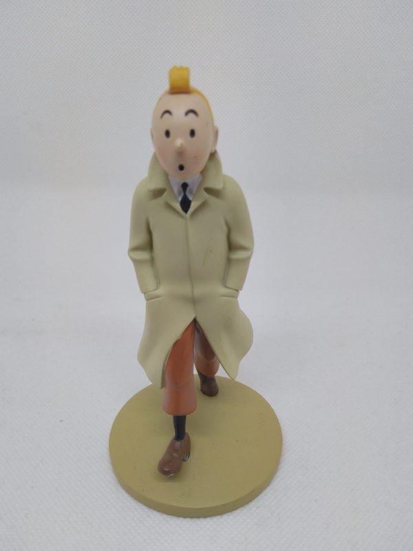 Figurine Tintin - Hergé Moulinsart 2011 - Le crabe aux pinces d'argent
