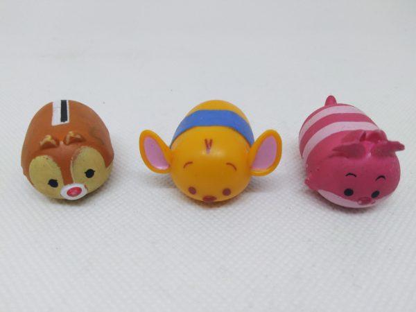 Maison Tsum Tsum + 3 squishes
