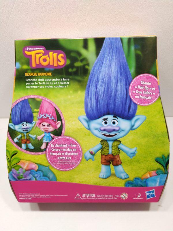 Poupée Trolls - Branche Harmonie - Hasbro - Dreamworks