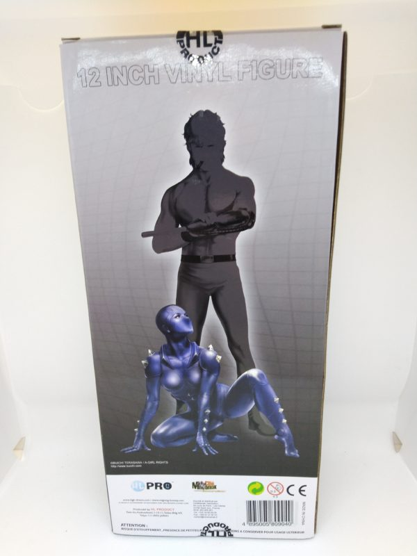 Figurine Cobra the space pirate - Lady Armanoid - 32 cm - HL PRO