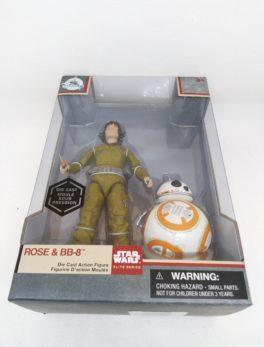 Figurine Star Wars - Elite series - Rose et BB8