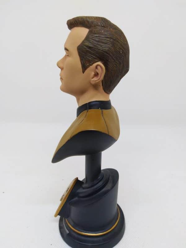 Figurine Bust Star Trek - Captain Kirk - Sideshow