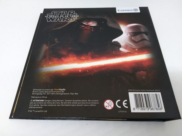 Collection jeton Star Wars - Rogue one - Leclerc 2016