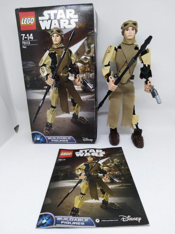 Lego N°75113 - Star Wars - Rey