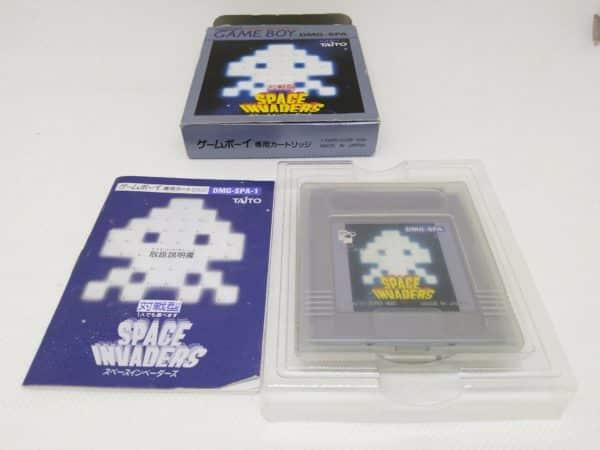 Jeux retro gaming Nintendo - Game Boy - Space Invaders - JAP