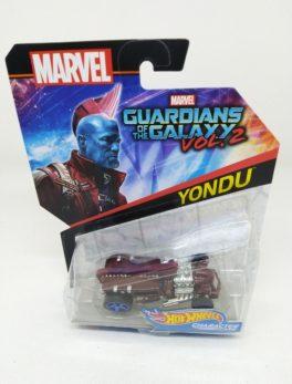 Voiture Hot Wheels - Personnage Les guardians de la galaxy vol.2 - Yondu