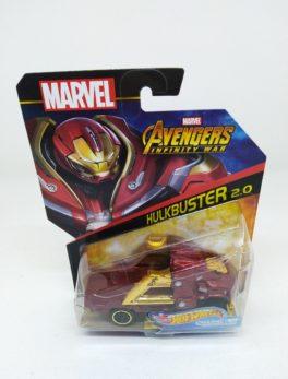 Voiture Hot Wheels - Personnage Marvel Avenger Infinities War - Hulkbuster