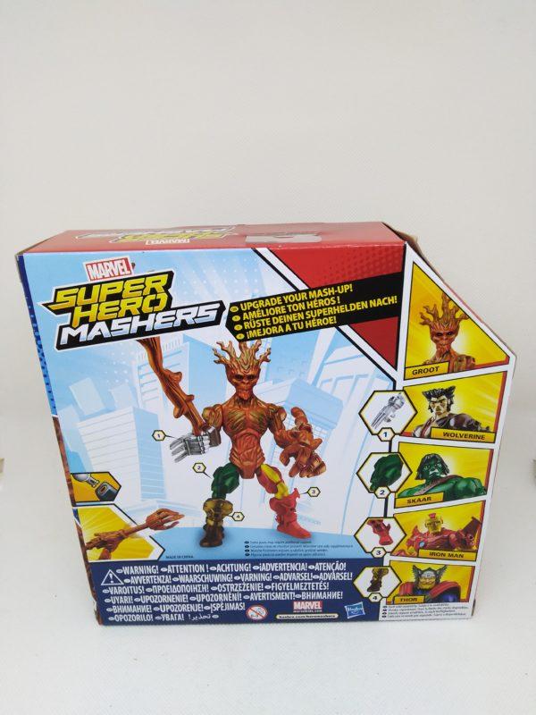 Figurine Hasbro Super Héros Marvel Mashers - Groot