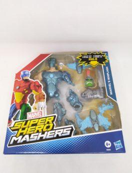 Figurine Hasbro Super Héros Marvel Mashers - Whiplash