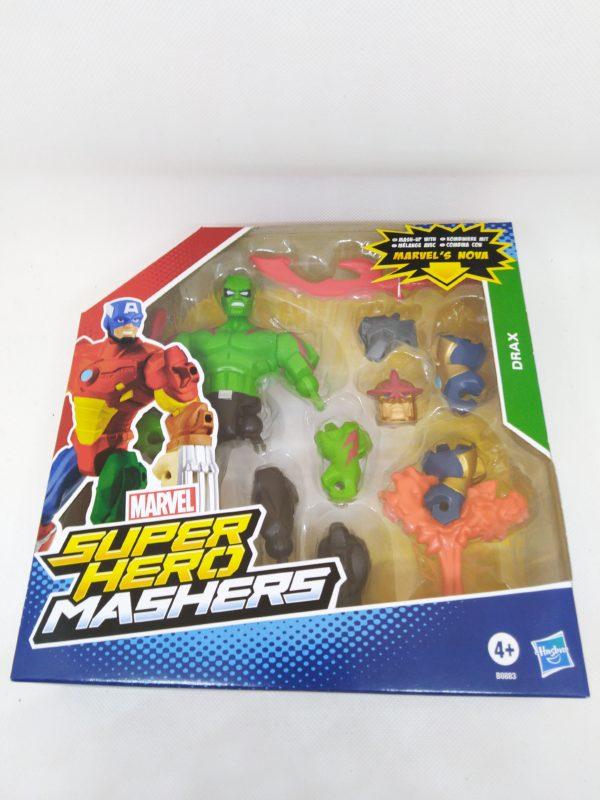 Figurine Hasbro Super Héros Marvel Mashers - Drax