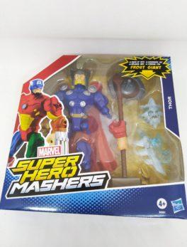 Figurine Hasbro Super Héros Marvel Mashers - Thor