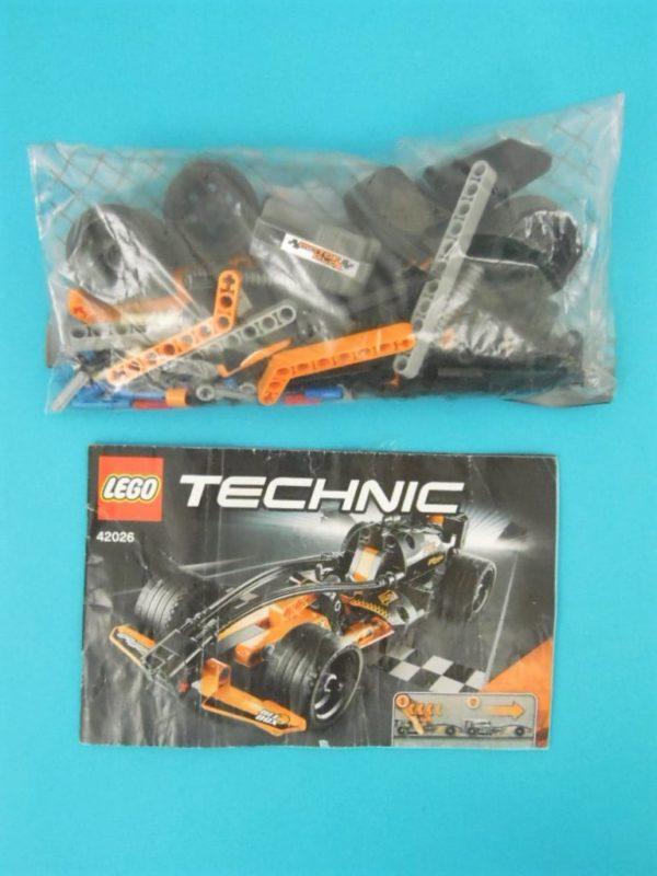 LEGO TECHNIC - 42026 - Le Bolide