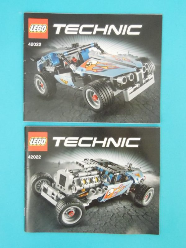 LEGO technic - 42022 - Hot Rod