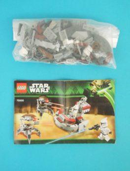 LEGO Star Wars - N° 75000 - CloneTroopers VS Droïdekas