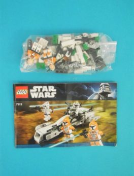 LEGO Star Wars - N° 7913 - Clone trooper