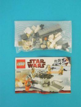 LEGO Star Wars - N° 8083 - Rebel Trooper - Battle Pack