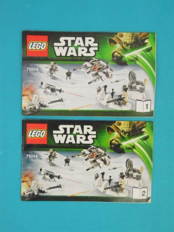 LEGO Star Wars - N° 75014 - Bataille de Hoth