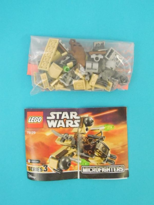 LEGO Star Wars - N° 75129 - Microfighter séries 3 - Wookiee Gunship