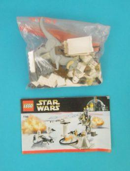 LEGO Star Wars - N° 7749 - Echo Base