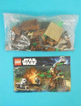 LEGO Star Wars - N° 7956 - L'attaque Ewok