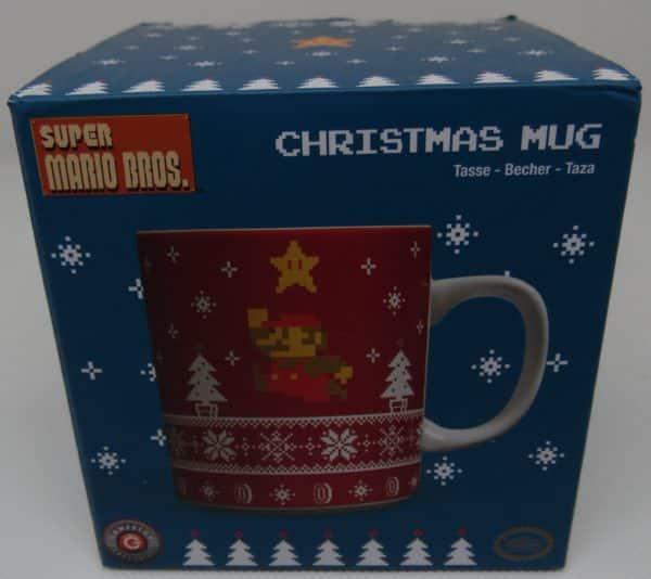 Mug - Mario Bross - GameStop - Nintendo 2017