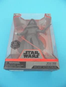 Figurine Star Wars - Elites series - Kylo Ren masqué