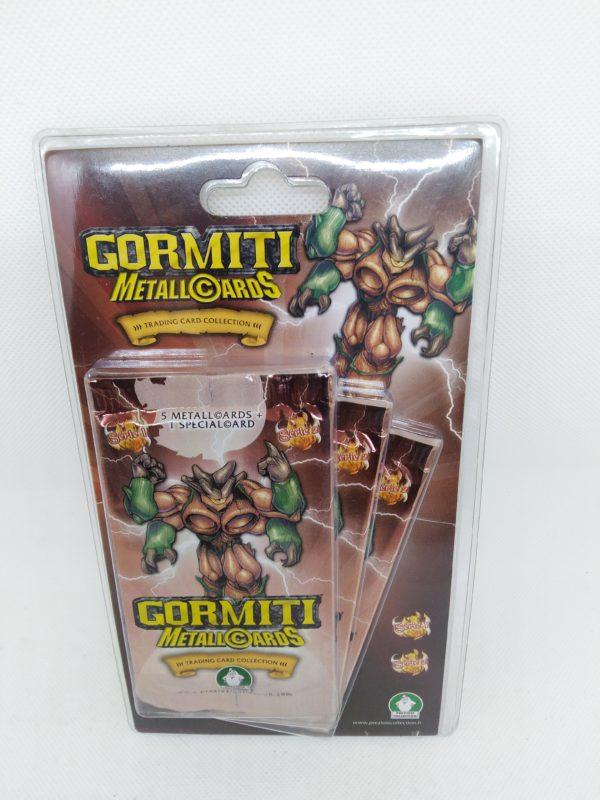 Carte de collection - Gormiti