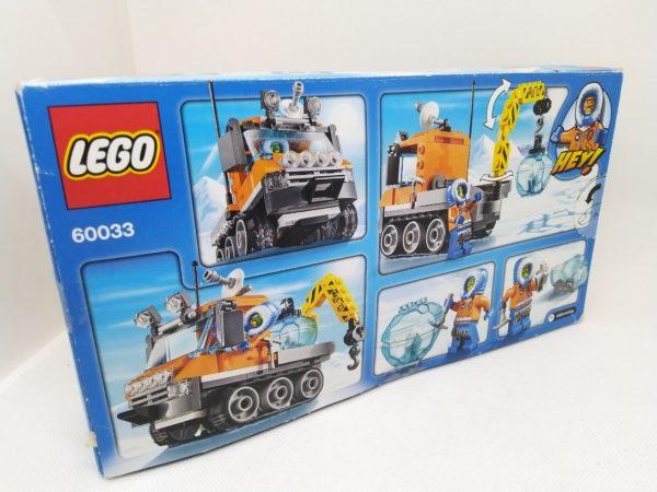 LEGO CITY- 60033 - Chenille à glace Artique