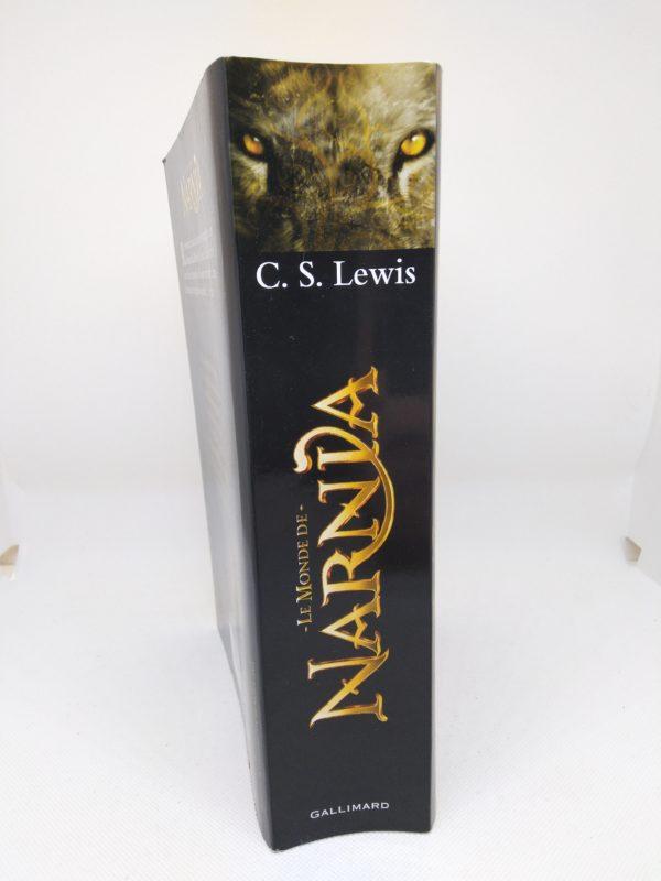 Livre le Monde de Narnia - C.S. LEWIS - Edition 2005