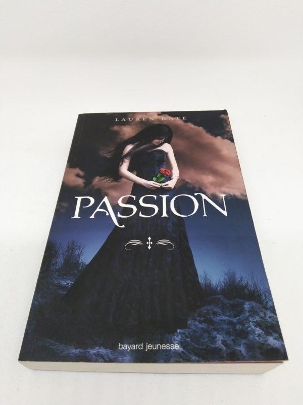 Livre - Passion de Lauren KATE - Tome 3 - Bayard Jeunesse