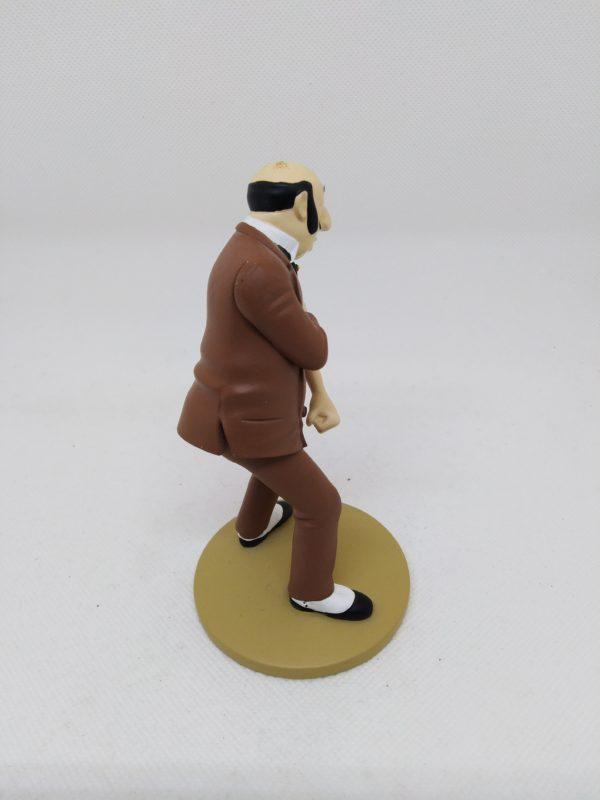 Figurine Rastapopoulos - Hergé Moulinsart 2011 - Le lotus bleu