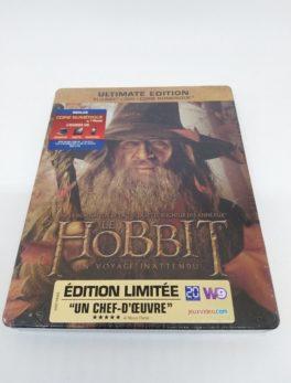 "DVD Blu-Ray ""le Hobbit"" - un voyage inattendu - ultimate edition"