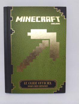 Livre Minecraft - le livre officiel pour bien débuter