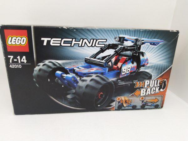 LEGO Technic - 42010 - coureur tout terrain
